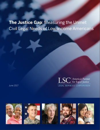 The Justice Gap Full Report
