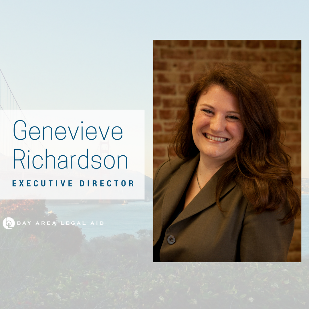 Genevieve Richardson Executive Director