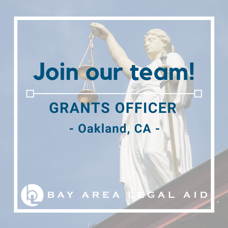 Grants Officer