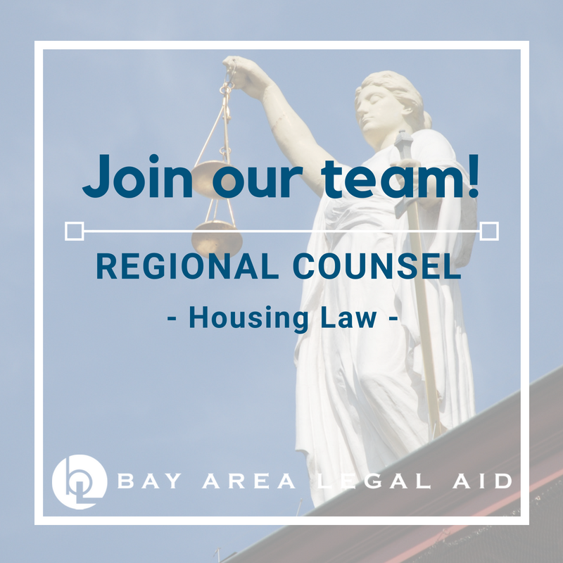 Regional Counsel - Housing Law