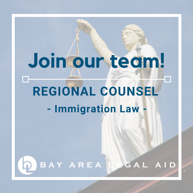 Regional Counsel - Immigration Law