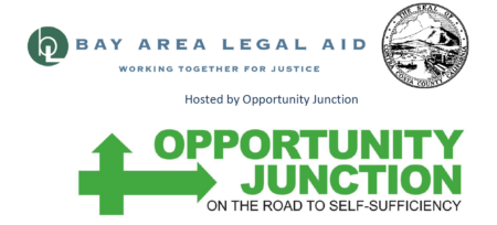 Free Clinic to Seal Juvenile Records @ Opportunity Junction | Antioch | California | United States