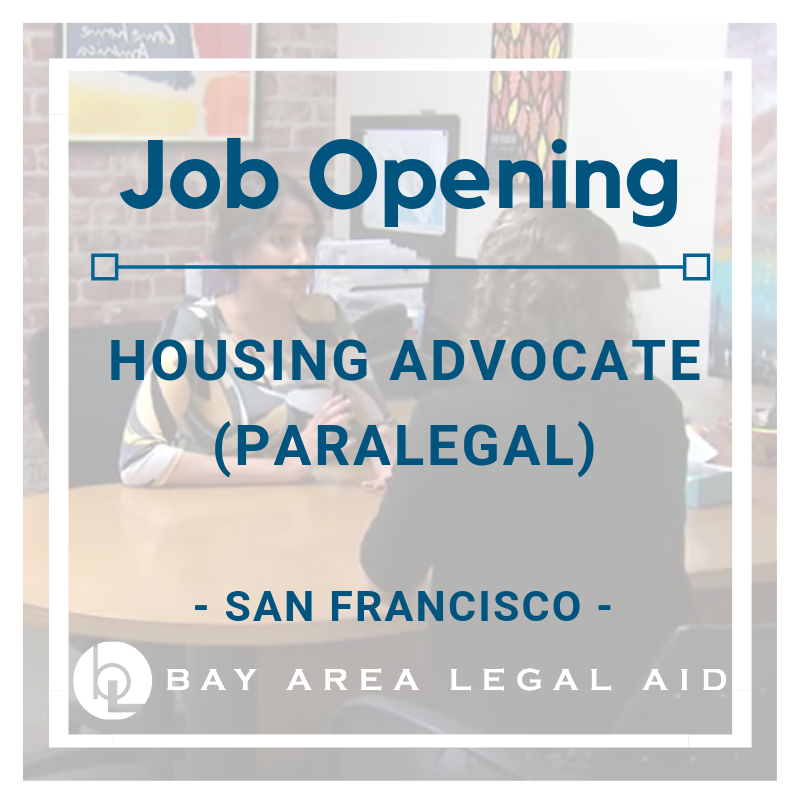 Housing Advocate graphic